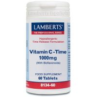 Vitamin c 1000mg with bioflavonoids (sustained release) - 60 tabs
