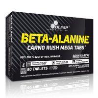 Béta-Alanine Carno Rush 80 tabs