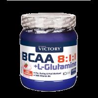 BCAA 8:1:1 + L-Glutamine - 500gr