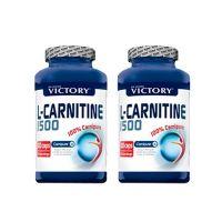 2 x 1 L-Carnitine (100 caps)