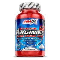 Arginine 500mg - 120 capsules