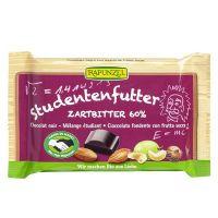 Snack de Chocolat Noir à 60% avec Fruits Secs Rapunzel- 100g - Biocop Biocop - 1