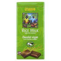 Tablette de Chocolat Végétalien de Rapunzel - 100g Biocop - 1