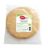 Integral wheat bases for pizza bio 2 und - 300 g