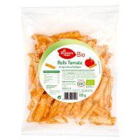 Nachos biorolls with tomato bio - 125 g