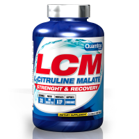LCM Malate de L-citrulline - 150 capsules