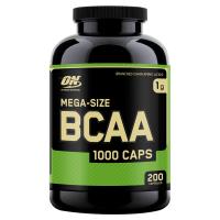 BCAA 1000 - 200 capsules