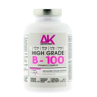 B - 100 (vitamin complex) - 100 capsules