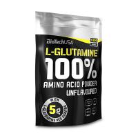 100% L-Glutamine - 1000gr Biotech USA - 1