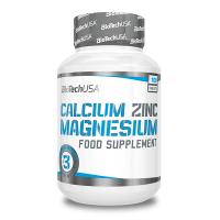 Calcium Zinc Magnésium - 100 comprimés