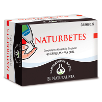 Naturbetes - 60 capsules