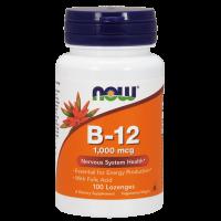 Vitamin b-12 1000 mcg - 100 lozenges