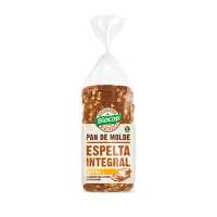 Whole wheat spelled bread with oats - 400g