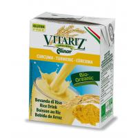 Boisson de riz avec curcuma - 200ml Biocop - 1