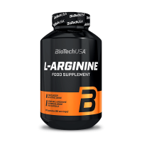 L-Arginina - 90 capsules