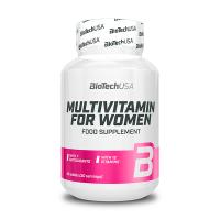 Multivitamin for Women - 60 comprimés