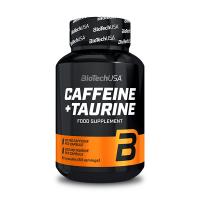 Caféine + taurine - 60 caps