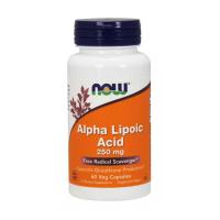 NOW Foods Alpha Lipoic Acid 250mg x 60 Caps
