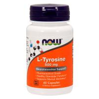 L-Tyrosine 500mg - 120 caps