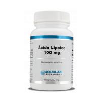 Lipoic acid 100mg - 60 capsules