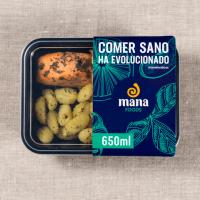 Saumon aux Gnocchis de Pommes de Terre - Mana Foods ManaFoods - 1