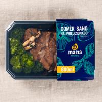 Steak Teppanyaki aux Légumes - Mana Foods ManaFoods - 1