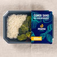 Poulet avec du Riz et du Brocoli - Mana Foods ManaFoods - 1