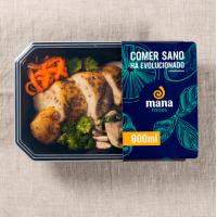 Poulet Teppanyaki aux Légumes - Mana Foods ManaFoods - 1