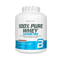 100% Pure Whey sans Lactose - 2270 g Biotech USA - 1