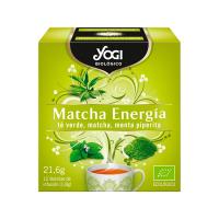 Matcha energy - 12 sachets Yogi Organic - 1