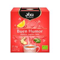 Good humor - 12 sachets Yogi Organic - 1