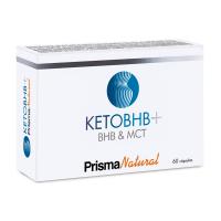 Ketobhb+ - 60 capsules Prisma Natural - 1