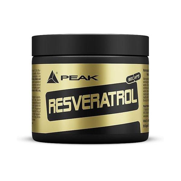 Resveratrol - 90 capsules Peak - 1
