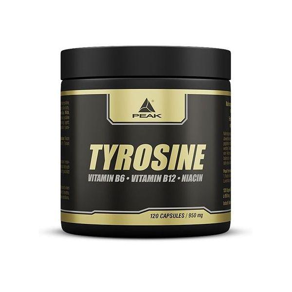 Tyrosine - 120 capsules Peak - 1