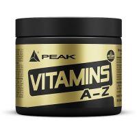 Vitamines a-z - 180 capsules Peak - 1