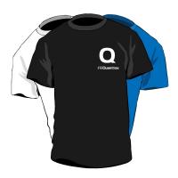 T-shirt Quamtrax Quamtrax - 1