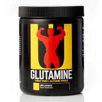 Glutamine en poudre - 300gr Universal Nutrition - 1