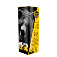 Hepacode - 30 ml MTX Nutrition - 1