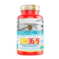 Oméga 3-6-9 - 90 capsules MTX Nutrition - 1