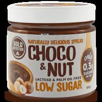 Choco and Nut - 180g GoldNutrition - 1