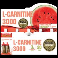L-Carnitine 3000 - 20 flacons GoldNutrition - 2