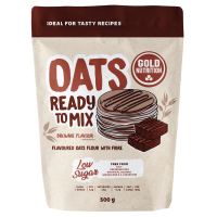 Oats Ready To Mix - 500g GoldNutrition - 1