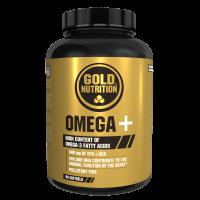 Oméga Plus - 90 softgels GoldNutrition - 1
