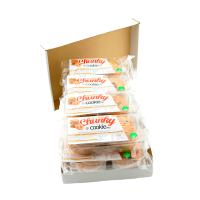 Biscuits Protein Chunky - 100g MTX Nutrition - 2