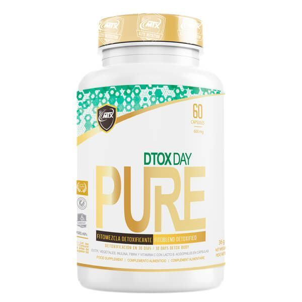 Dtox day - 60 capsules MTX Nutrition - 1