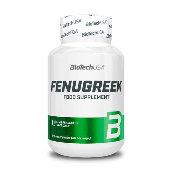 Fenugreek - 60 capsules Biotech USA - 1