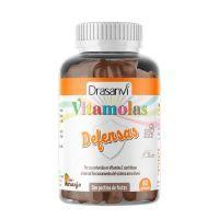 Vitamolas Défenses - 60 bonbons de gélée Drasanvi - 1