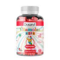 Vitamolas Multivitamines Enfants - 60 bonbons Drasanvi - 1