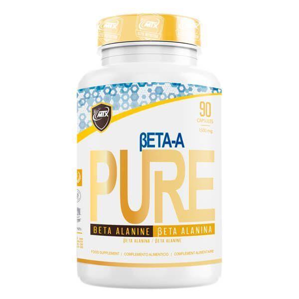 Beta-a - 90 capsules MTX Nutrition - 1