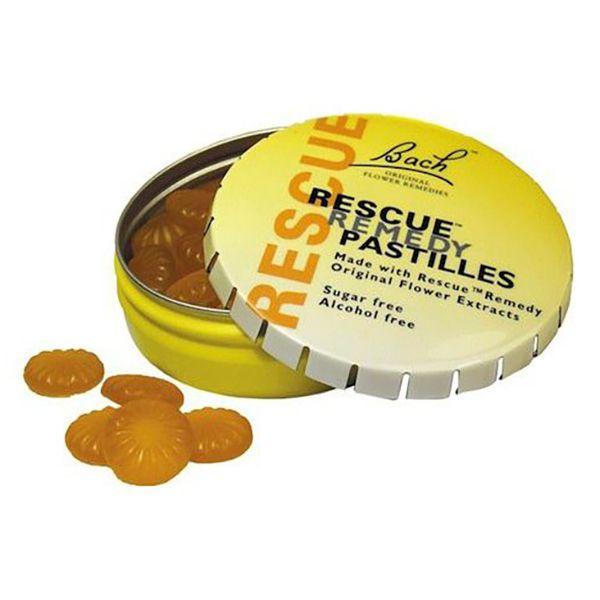 Rescue Pilules Saveur Orange-Sureau - 50 gr Bach - 1
